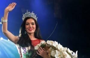 ixie Maristela Pemenang Miss International Qeen 2015