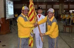Jakarta Barat Harus Rebut Juara Umum Porprov VII Tahun 2015