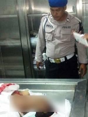 """Perwira Polisi Bunuh Diri Akibat Lamarannya Ditolak """"WIL"""""""