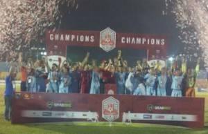 Rusun Cup 2015, Rusun Daan Mogot, Keluar Sebagai Juara