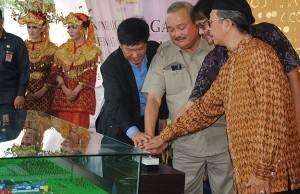 Gubernur Sumsel Resmikan PL TBg Sampoerna Agro