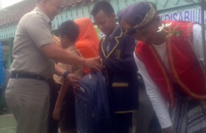 Pemkot Jakarta Utara Bantu 300 Penyandang Disabilitas