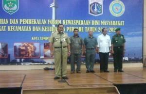 742 Anggota FKDM Se Jakarta Barat Dikukuhkan