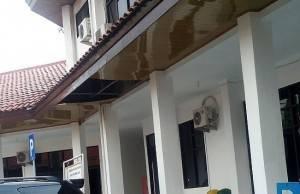 Renovasi Gedung Pemkab OKI Asal Selesai