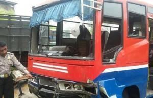 Metro Mini Kembali Makan Korban Hingga Tewas