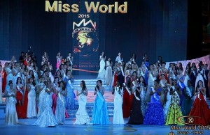 Indonesia Juara 3 Miss World, Maria Harfanti Pecahkan Rekor
