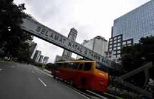 Libur Panjang, Jakarta Lengang