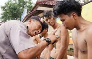 Polisi Tutup Mata Sikapi Preman Timbangan