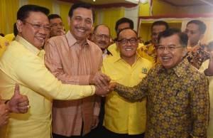 Kubu ARB Deklarasi Dukung Pemerintah Jokowi-JK