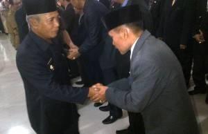 Iskandar SE Kembali Rotasi Pejabat Dilingkungan Pemkab OKI