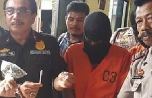 Polresta Tangerang Bekuk 2 Pria Bandar Besar Narkoba