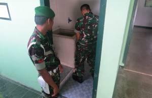 Tes Urine, Guna Ciptakan TNI bebas Narkoba