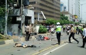 Kembali Teror Bom Guncang Jakarta