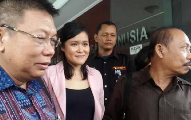 Jessica Di Tangkap Tim Jatanras PMJ