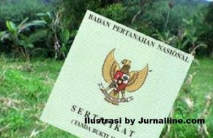 Oknum Kepala Desa Jual Tanah Desa Ke PT. DGS
