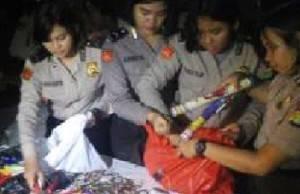 7 Tahanan Lapas Wanita Positif Gunakan Narkoba
