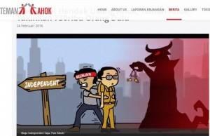 Teman Ahok Harus Minta Maaf Sama PDIP