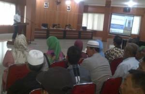 Proyek Tol Kayuagung-Lampung Tergantung Pemilik Lahan