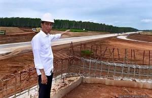 Jalan Tol Lampung Tercepat Dalam Pembangunannya