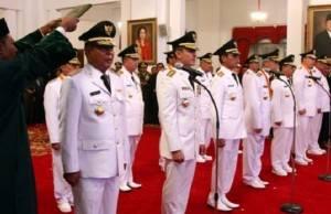 Jokowi : Gubernur Terpilih Harus Tepati Janji Kampanye