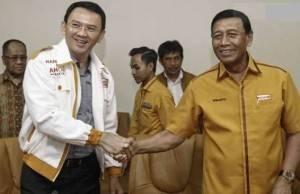 Wiranto : Yakin Teman Ahok Akan Kumpulkan KTP