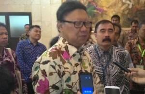 Tjahyo Kumolo : Segera Ambil Sikap Dalam Kasus Bupati OI