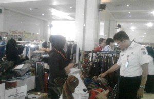 Partai Hanura DKI Jakarta Gelar Bazar di Gedung DPRD