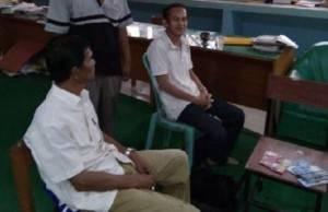 Diduga Peras Kepala Sekolah Oknum LSM Diringkus