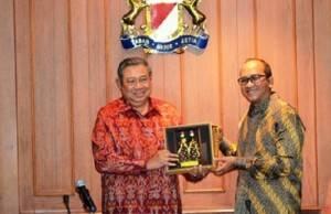 SBY : Pertumbuhan Ekonomi Indonesia Bisa Tembus 5 - 6%