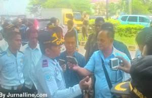 Dishubtrans Jakbar Razia Parkir Liar, Warga Dan Pegawai BPN Protes