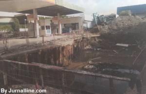 Pembangunan SPBU Shell Diduga Kantongi IMB Kadaluarsa