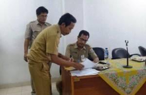 Penataan Asset PEMDA DKI Jakarta DI Kep.Seribu Berbasis Barcode