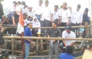 PKS Dialog dengan Nelayan Kep Seribu