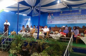 Posyandu Wijaya Kesuma II OKI Ikut Lomba Tingkat Nasional