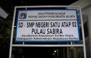 SMPN Di Kepulauan Seribu Siaga Ujian Nasional