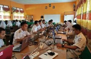 SMKN 01 Suak Tapeh Terapkan Full Day School