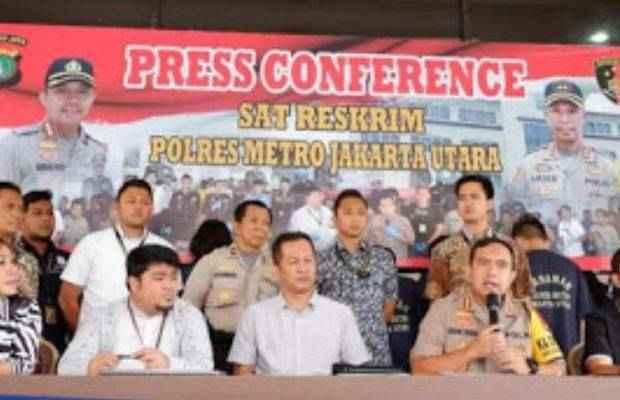 Polres Metro Jakarta Utara Kembali Ungkap Kasus Pinjaman Online